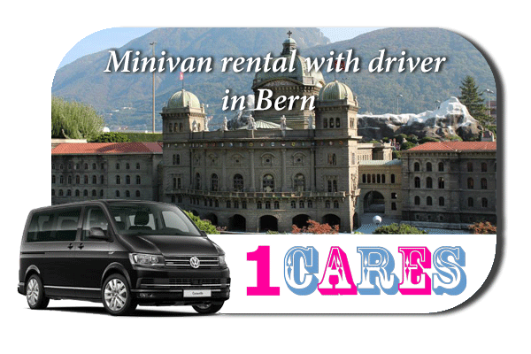 Rent a minivan with driver in Bern