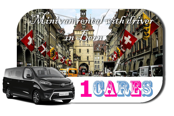 Hire a minivan with driver in Bern