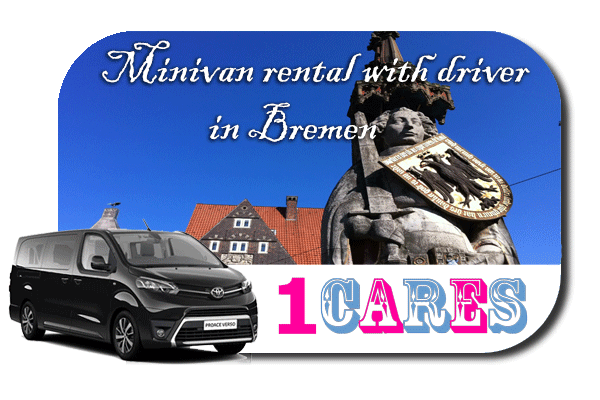 Hire a minivan with in Bremen
