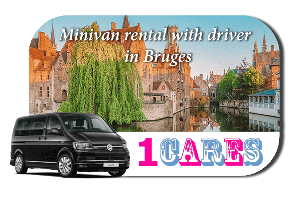 Rent a minivan with driver in Bruges