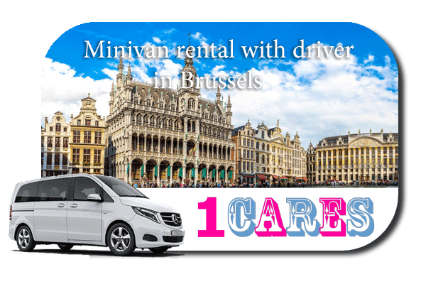 Rent a minivan with driver in Brussels