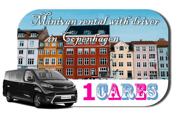 Minivan rental with in Copenhagen