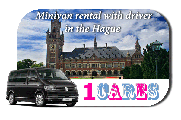 Rent a minivan with driver in The Hauge