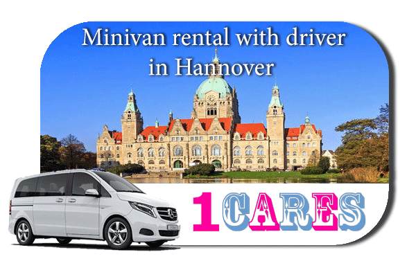 Rent a minivan with driver in Hannover