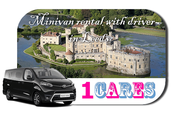 Hire a minivan with driver in Leeds