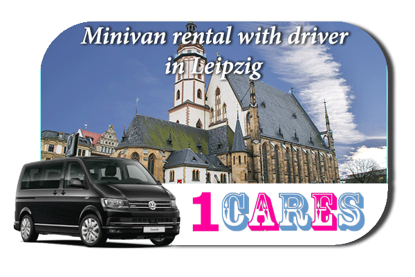 Rent a minivan with driver in Leipzig