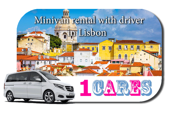 Rent a minivan with driver in Lisbon