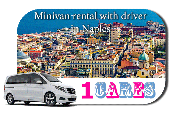 Rent a minivan with driver in Naples