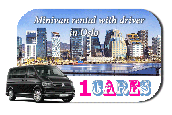 Rent a minivan with driver in Oslo