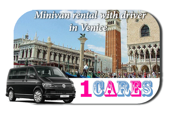 Rent a minivan with driver in Venice