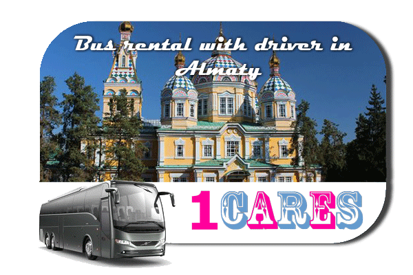 Rent a bus in Almaty