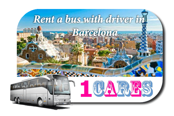 Rent a bus in Barcelona