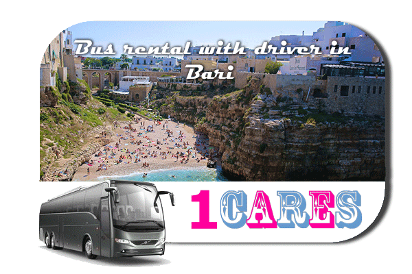 Rent a bus in Bari