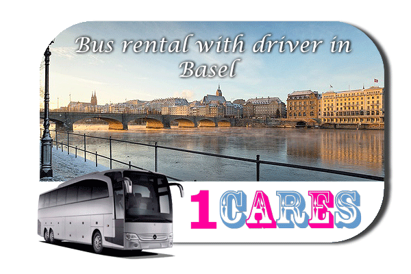 Rent a bus in Basel