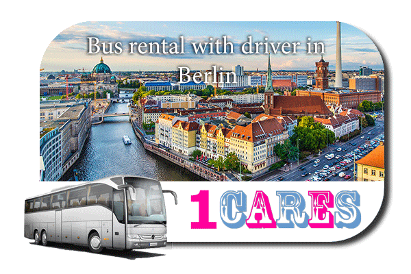 Rent a bus with driver in Berlin