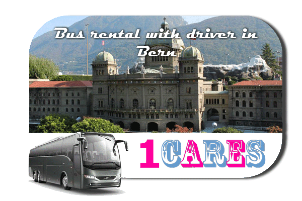 Rent a cоаch with driver in Bern