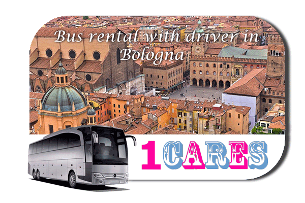 Rent a bus in Bologna