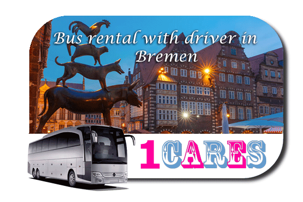 Rent a bus in Bremen