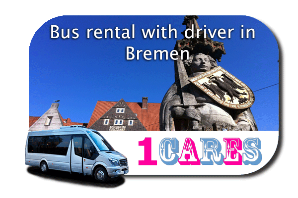 Hire a bus in Bremen