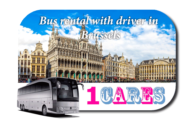 Rent a bus with driver in Brussels