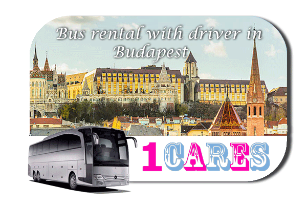 Rent a bus with driver in Budapest