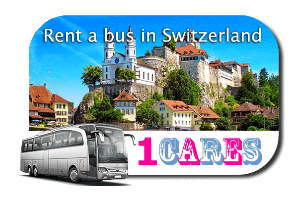 Rent a bus in Switzerland