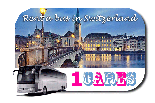 Hire a bus in Switzerland