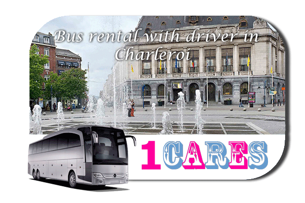 Rent a bus in Charleroi