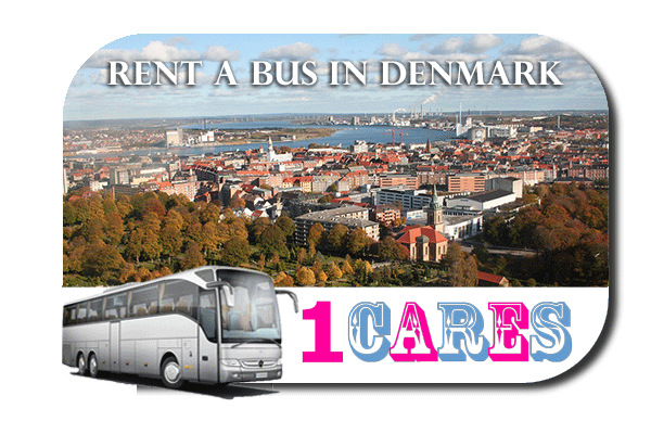Rent a bus in Denmark