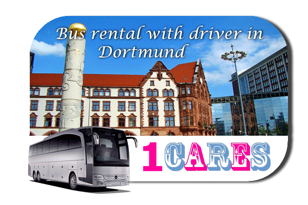 Rent a bus in Dortmund