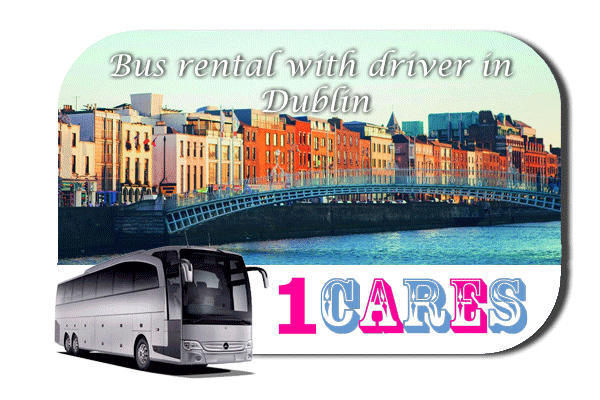 Rent a bus with driver in Dublin