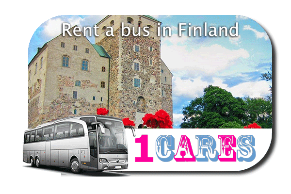 Rent a bus in Finland