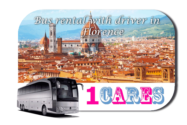 Rent a bus in Florence