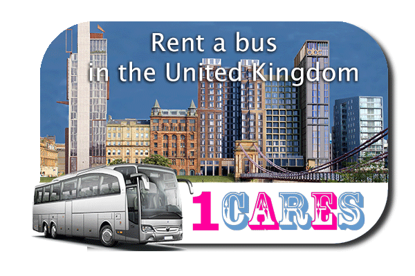 Rent a bus in the UK