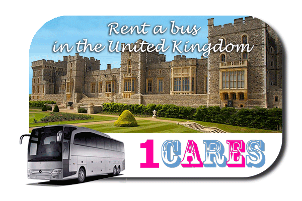 Hire a bus in the UK