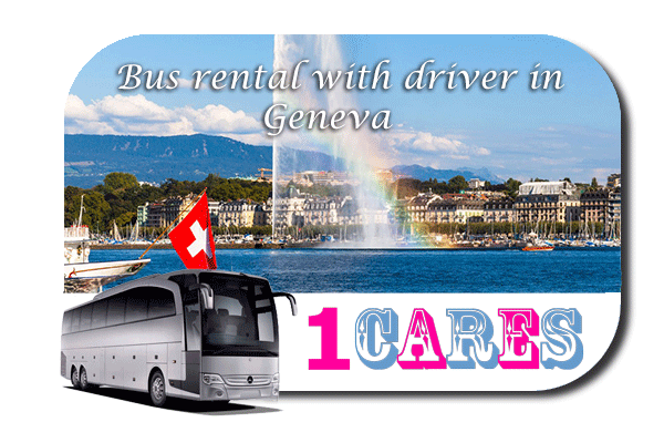 Rent a bus with driver in Geneva