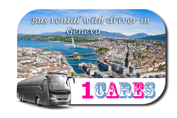 Rent a bus in Geneva