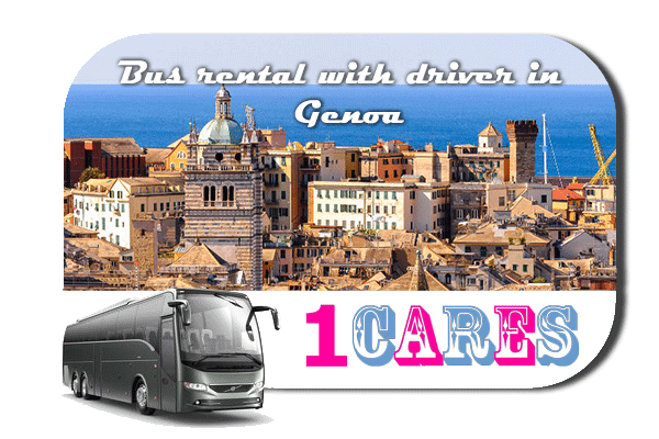 Rent a bus in Genoa