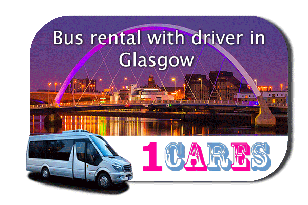Hire a bus in Glasgow