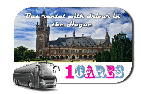 Rent a bus in The Hague