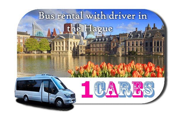 Hire a bus in The Hague