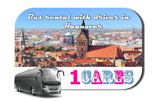 Rent a bus in Hannover