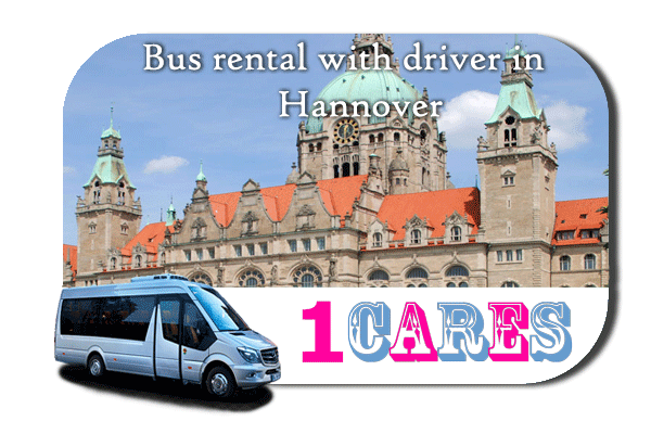 Hire a bus in Hannover