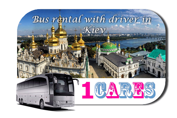 Rent a bus in Kiev