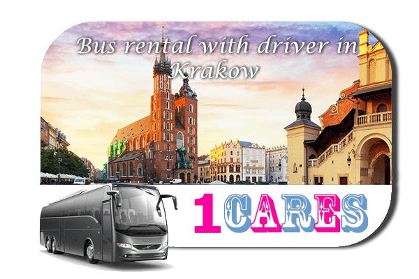 Rent a bus in Krakow