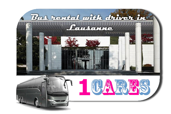 Rent a bus in Lausanne