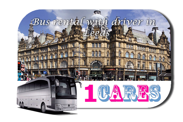 Rent a bus in Leeds