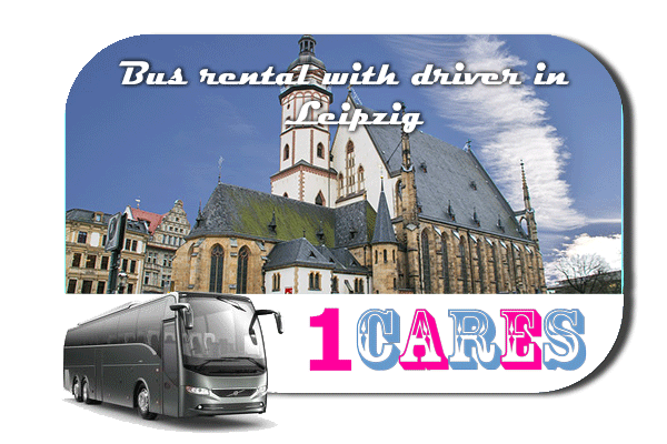 Rent a bus in Leipzig