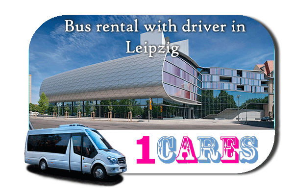 Hire a bus in Leipzig