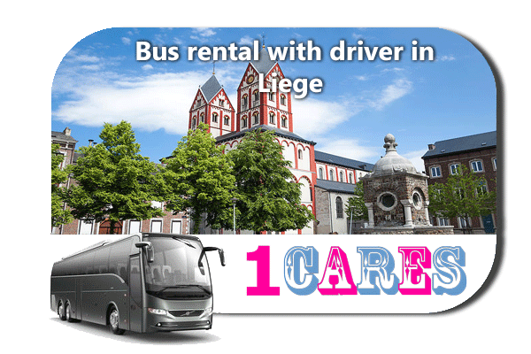 Rent a cоаch with driver in Liège